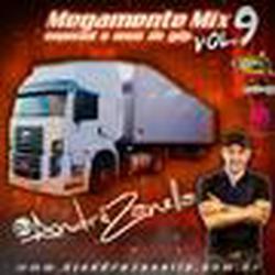 CD MEGAMENTE MIX VOLUME 9 AO VIVO