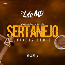 CD Especial Sertanejo Universitário Vol 05