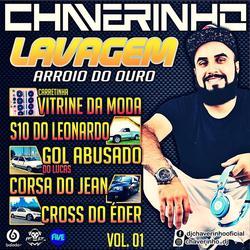 Cd Lavagem Arroio Do Ouro Vol.1