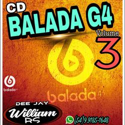 CD Balada G4 Volume.03