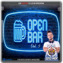 CD OPEN BAR VOL.5 SO MUSICA TOP
