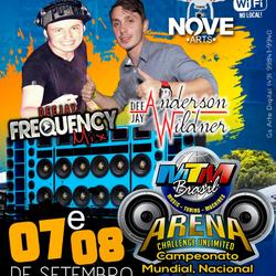 CD 8 Domingao Automotivo - Frequency Mix
