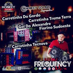 CD MonkeySound - DJ Frequency Mix