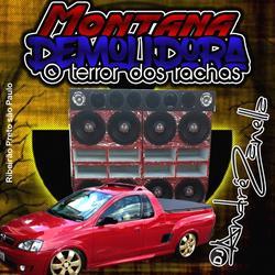 CD MONTANA DEMOLIDORA O TERROR DOS RAXAS