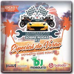 CD ESPECIAL MOVIMENTO SOBRE RODAS