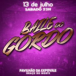 CD BAILE DO GORDO