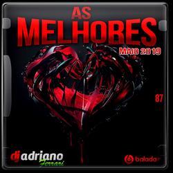 CD AS MELHORES - MAIO 2019 - CD VOL 87