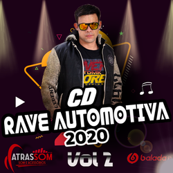 CD Rave automotiva vol 2
