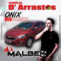 FAMILIA D ARRASTOS E ONIX RED CARMINE