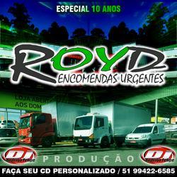 014 - Cd Royd Encomendas Urgentes