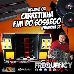 CD Carreta Fim do Sossego Retro - Vol04