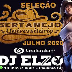 SERTANEJO UNIVERSITARIO TOP JULHO 2020