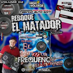 CD Rebok ElMatador Vol02 - DJ Frequency