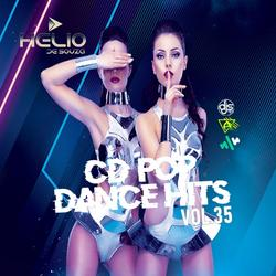 CD Pop Dance Hits Vol.35 ( DJ Helio De Souza )