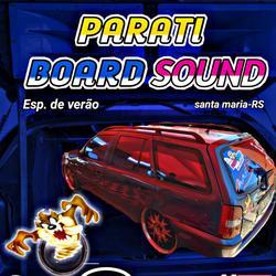 CD parati board sound especial de verao