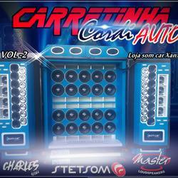 CD CARRETINHA CORDI AUTO  DJ CHARLES SILVA