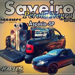 CD SAVEIRO PEROLA NEGRA  DJ CHARLES SILVA