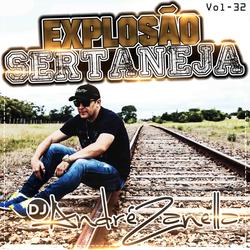 CD EXPLOSAO SERTANEJA VOLUME 32