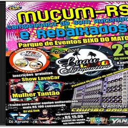 CD LUAU DE LUXO AUTOMOTIVO MUCUM RS