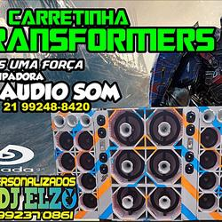 CD CARRETINHA TRANSFORMERS BY DJ ELZO
