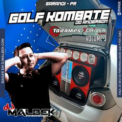 GOLF KOMBATE DO ANDERSON VOL3