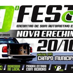 CD 10 Fest Car Nova Erechim-DJ Frequency