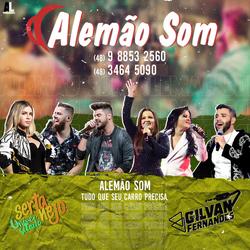 CD - Alemao Som Maio 2020