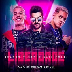 QUANDO GRAVE BATE FORTE 2021 REMIX DJ KI