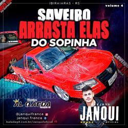 CD Saveiro Arrasta Elas Do Sopinha Vol 4