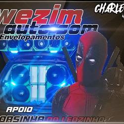 CD WEZIM AUTO SOM APOIO; CORSINHA DO LEOZINHO