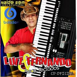 CD LUIZ FERNANDO E SEUS TECLADOS