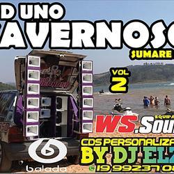 CD UNO CAVERNOSO VOL 02 BY DJ ELZO