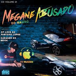 CD Megane Abusado Do Mauro