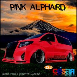 Pink Alphard