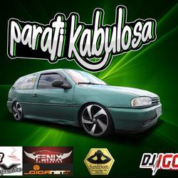 CD PARATI KABULOSA VOL 2