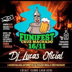 Funi Fest Cruz Machado 2019 EVENTO