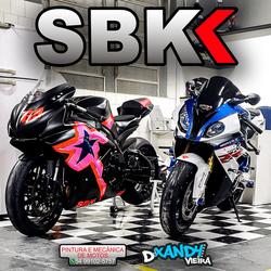 CD SBK MECANICA E PINTURAS DE MOTOS