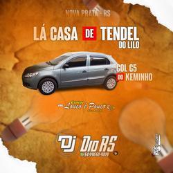 CD La Casa De Tendel Do Lilo-DJ Did Rs