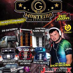 CD CHAC MONTEIRO O RETORNO DJ CLEITONMIX