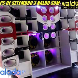 CD AS TOPS DE SETEMBRO 3 OFICIAL NALDO