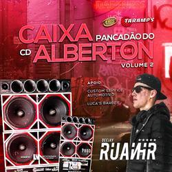CD CAIXA PANCADAO DO ALBERTON - VOLUME 2