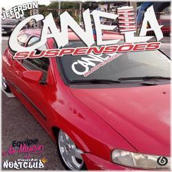 CD CANELA SUSPENSOES VOLUME 1