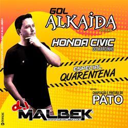 GOL ALKAIDA E HONDA CIVIC DO MARCINHO