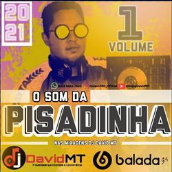 Cd O Som da Pisadinha Vol 1 Dj David MT