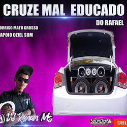 CD CRUZE DO RAFAEL DJ RENAN MS CD