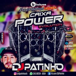CD CAIXA POWER EVOLUTION - ESPECIAL FUNK
