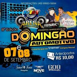 Domingao Automotivo DJ Anderson Wildner