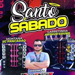 CD Santo Sabado  DjCleitonMix