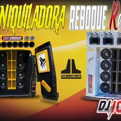 CD Fiorino Aniquiladora e Rbk Redmachine