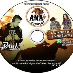 Cd Ana Raio Moda Country Uberaba MG